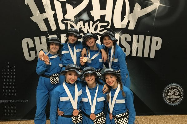 T.HUG JR AU WORLD HIP HOP DANCE CHAMPIONSHIP 2019